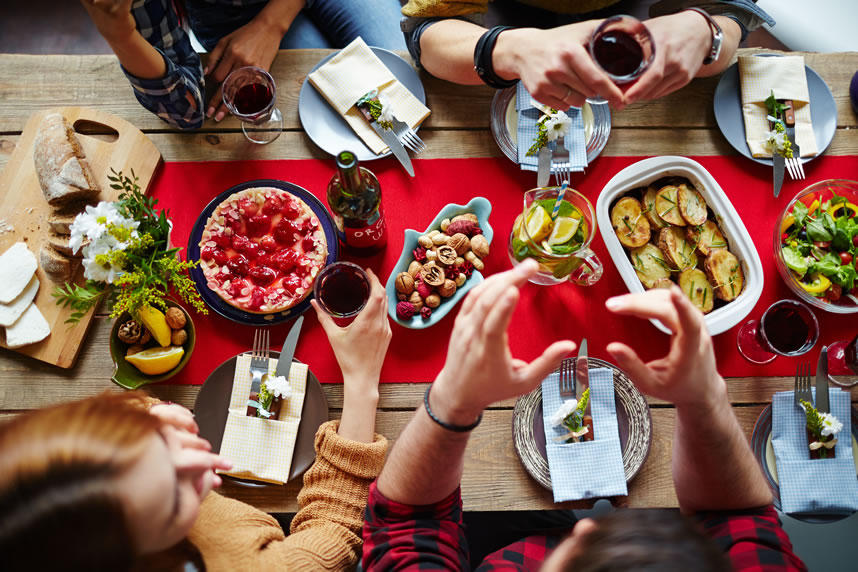 5 Pratos Saborosos Para Curtir um Natal Vegetariano (e Ainda Cuidar da Pele!)
